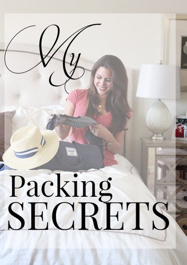 my packing secrets