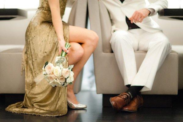 great gatsby styled wedding photo shoot