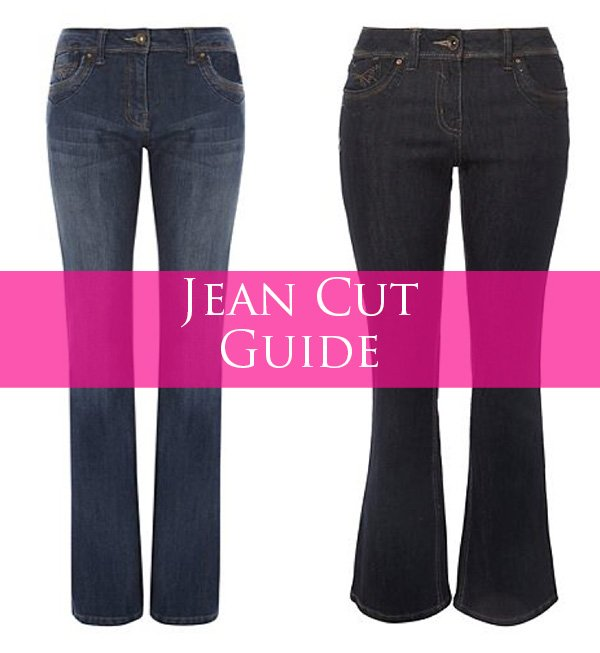 how to choose jean cut
