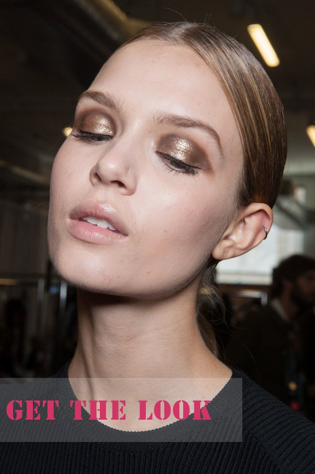 jason wu spring summer 2014 runway beauty