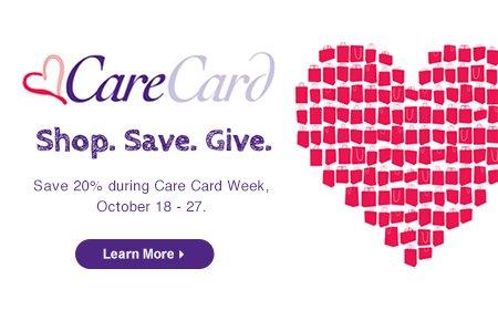 care card phoenix 2013