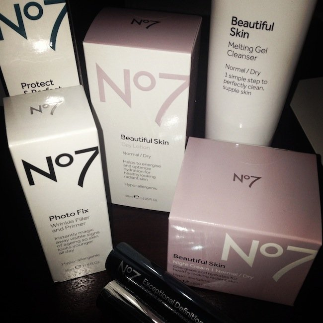 no 7 beauty product review
