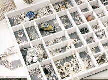 Six Creative Jewelry Storage Ideas