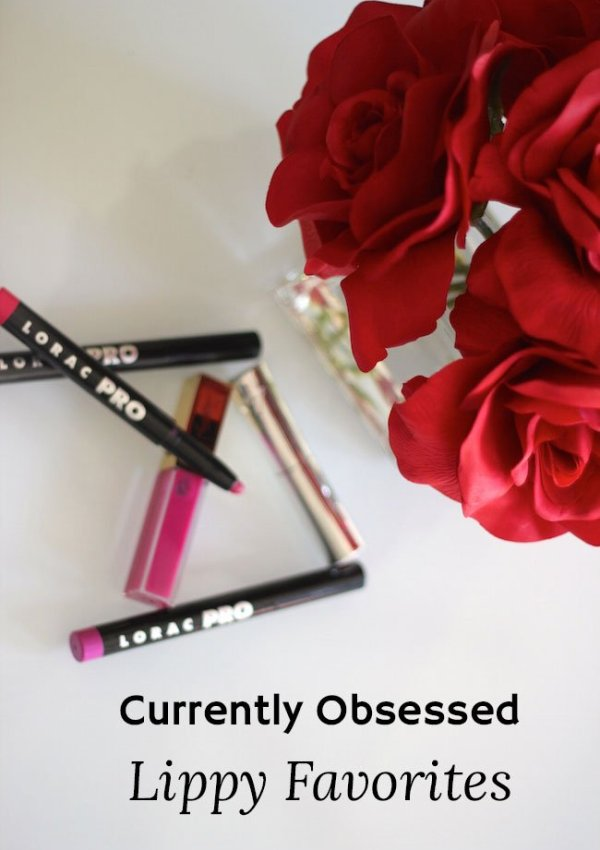 favorite fall lipsticks
