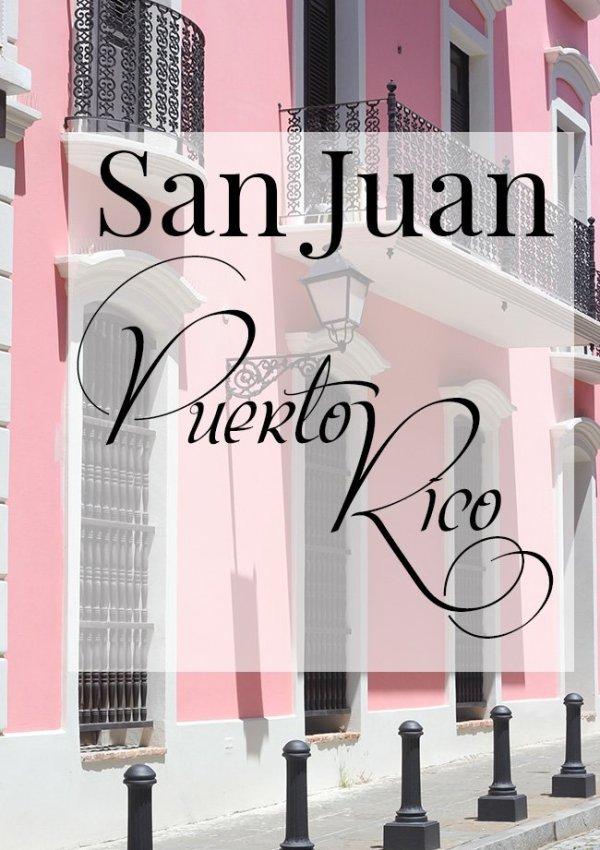 san juan puerto rico travel