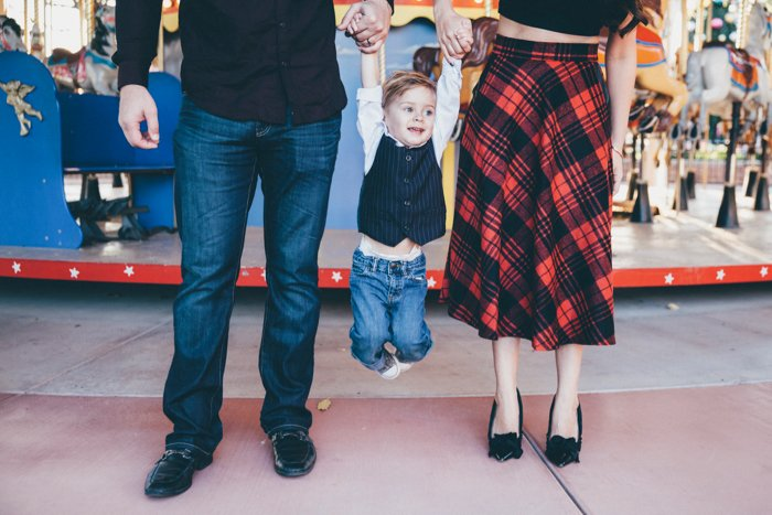 Our 2016 holiday photos + family photoshoot ideas