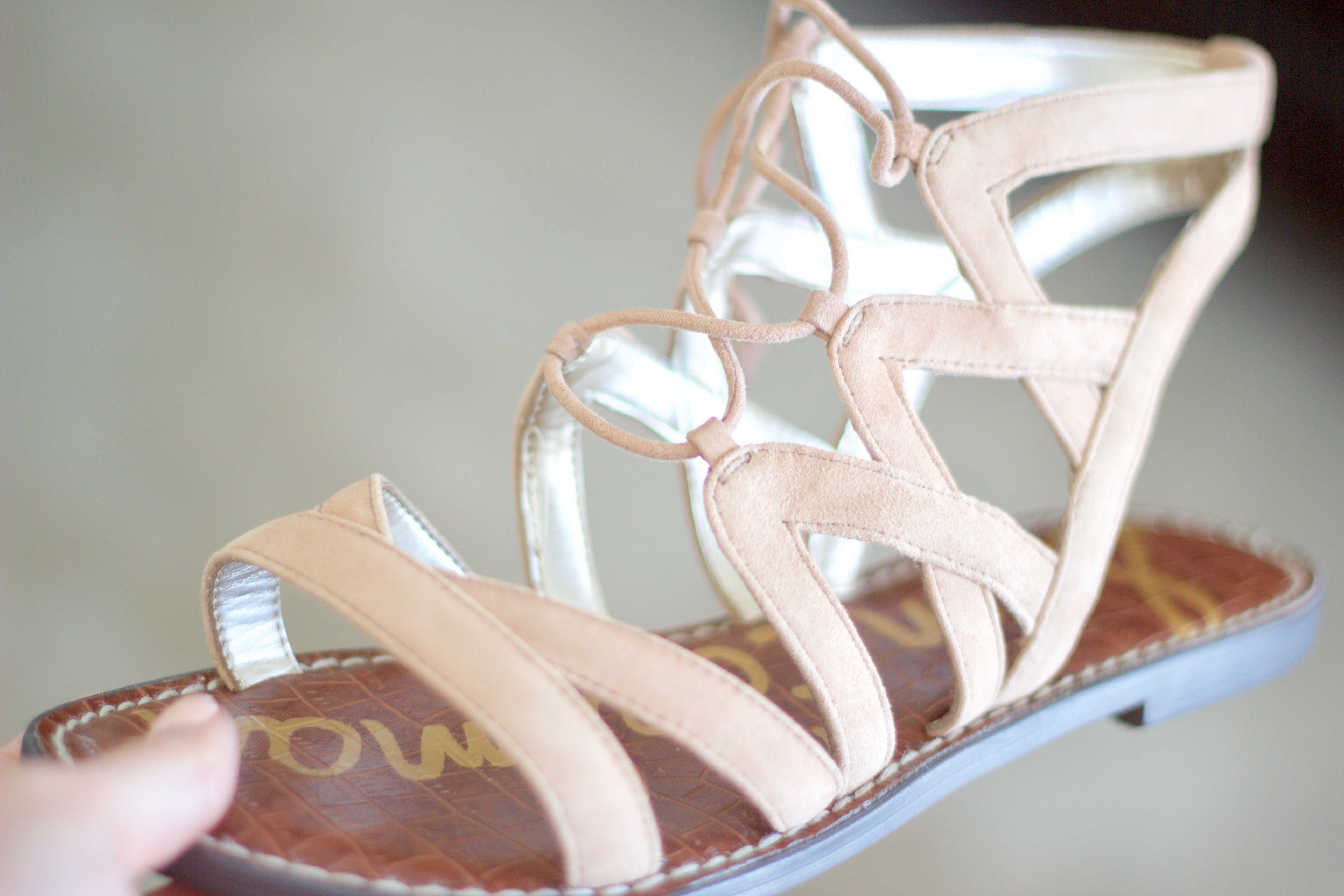 Sam edelman gemma sandals, see what else was in my May trunk from Trunk Club!