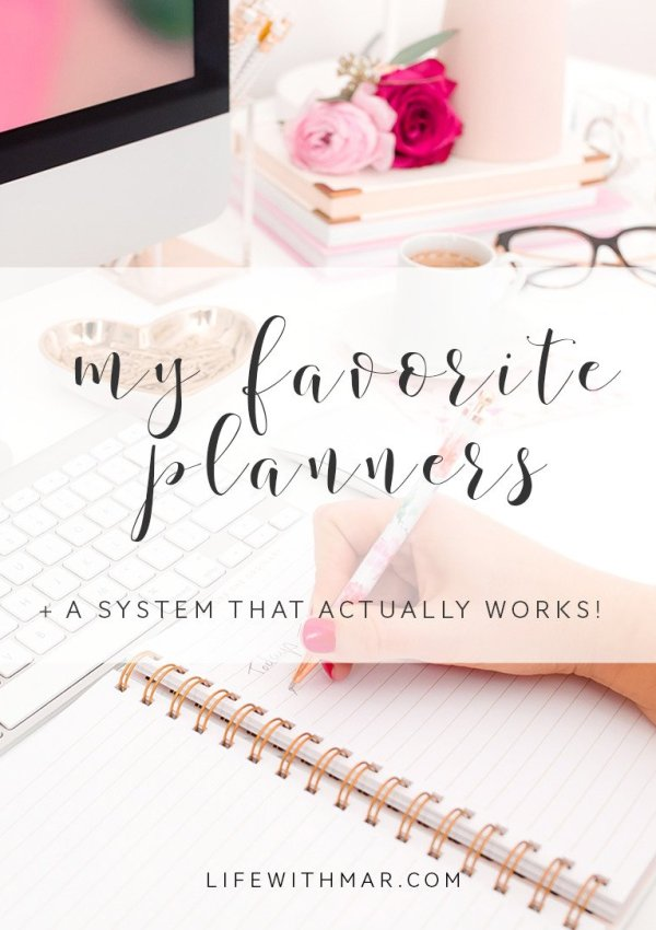 best blog planners for moms