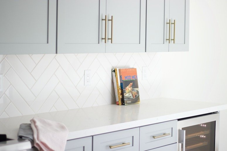 grey and gold kitchen ideas