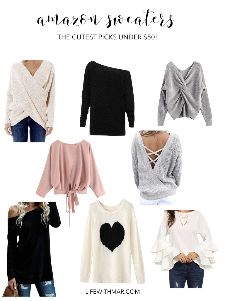 best amazon sweaters under $50