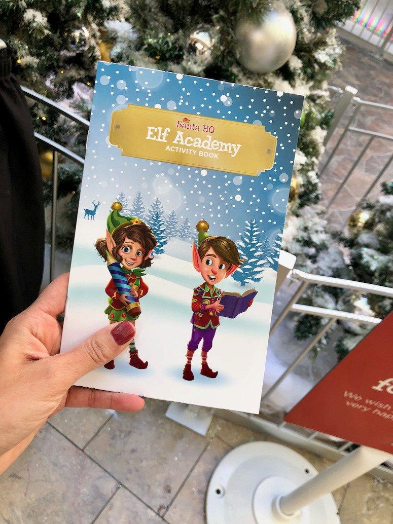 HGTV Santa HQ Elf Trading Cards