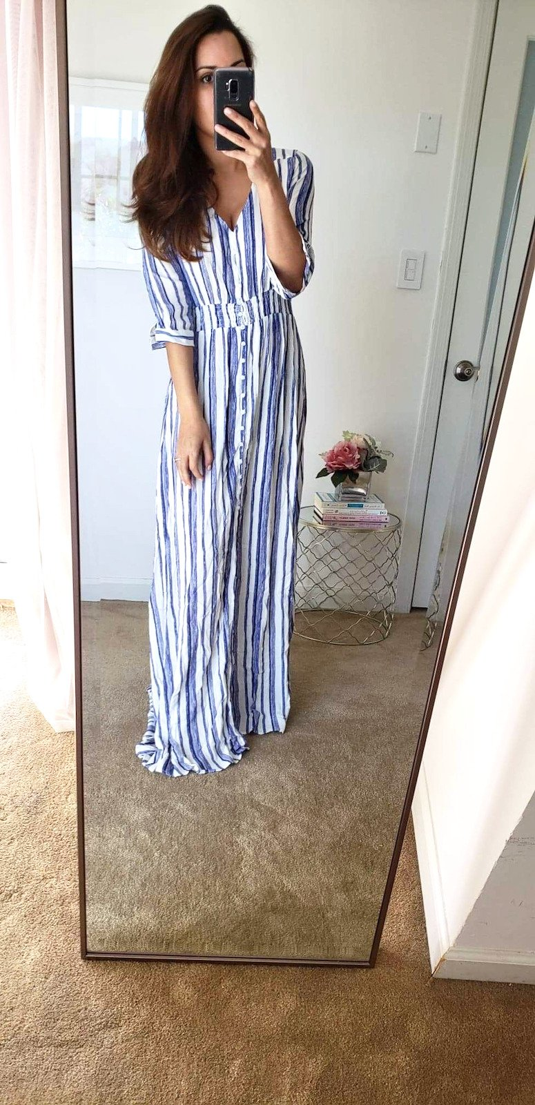 amazon fashion finds spring maxi dresses and try on haul