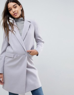 ASOS Grey Coat