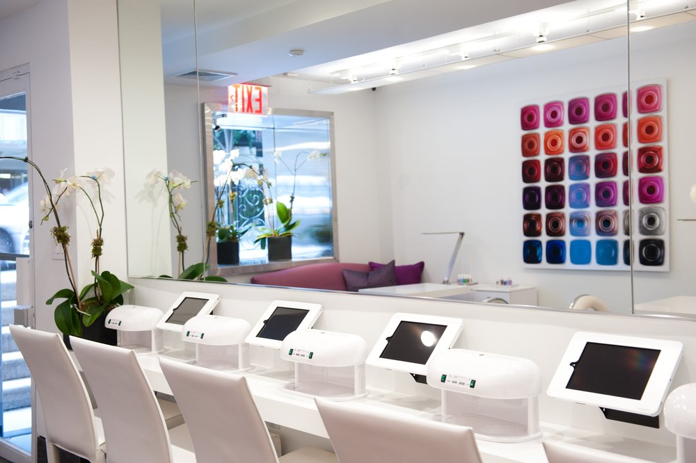 Samuel Shriqui Salon Marianna Hewitt Beauty Guide Nyc Where To Get Nails Done Manicure The Best