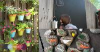 Kids Garden Ideas - Project House #3 - Family, Home ...