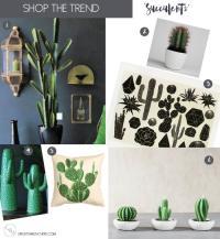 Cactus Home Decor | Shop The Trend - Family, Home ...