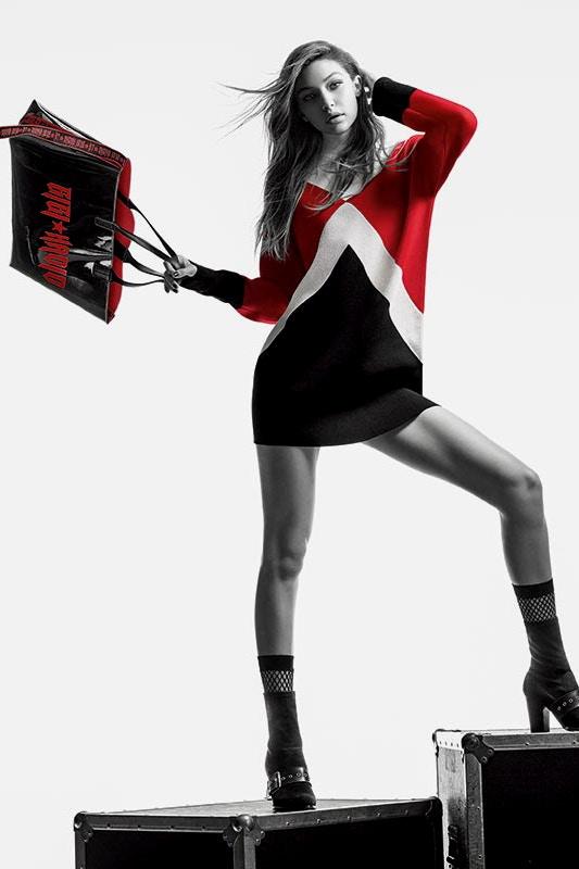 Fall Aesthetic Wallpaper Gigi Hadid Amp Tommy Hilfiger Go Guitar Heavy In New Merch