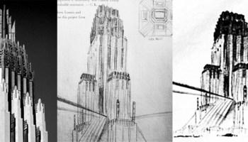 Batman Demolishes Penn Station In Chip Kidds Death By Design
