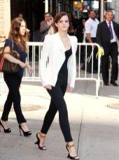 Emma Watson in Tom Ford heels