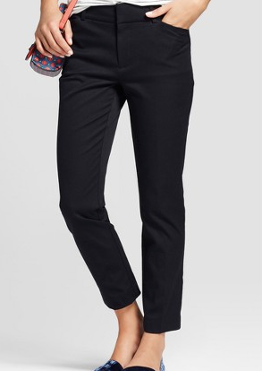A New Day Skinny High Rise Ankle Pants