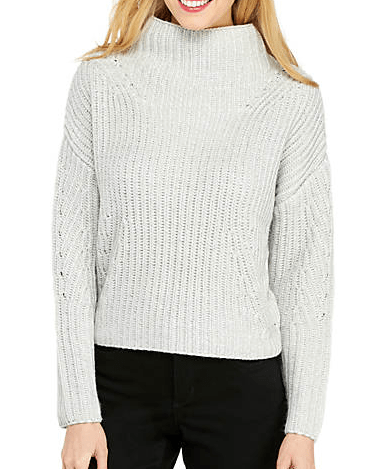 The Limited Funnel Neck Sweater