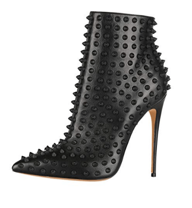 Amazon Spiked Boots