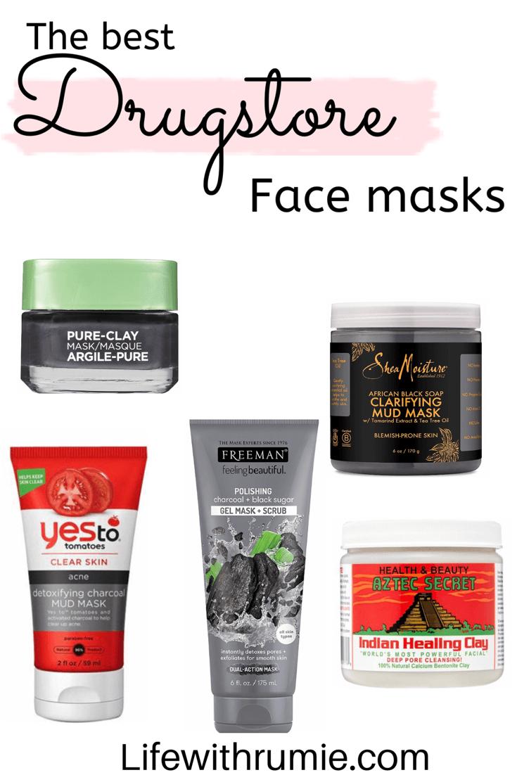 Best drugstore face masks under $20