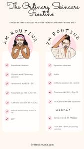 the ordinary skincare routine