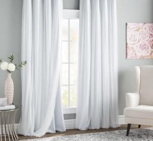curtains for apartment decor