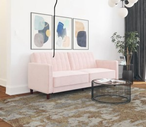 couch for apartment decor