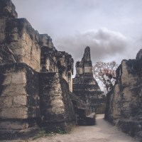 Mayan Wonders of Tikal in Guatemala