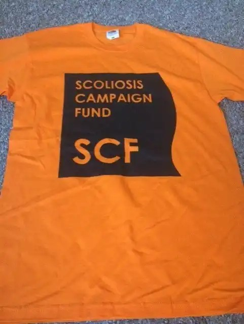 Scoliosis Campaign Fund T Shirt
