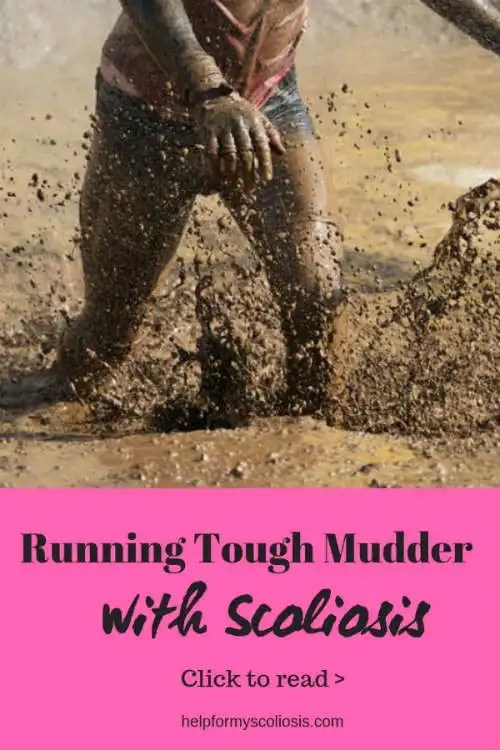 Running Tough Mudder with Scoliosis