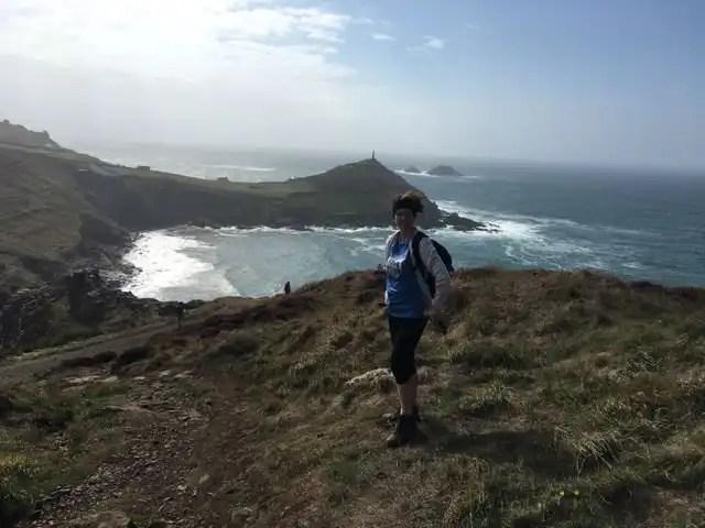 South West Coast Path Day 2