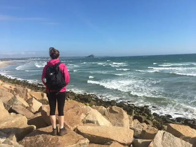 South West Coast Path - Day to Marazion