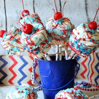 Marshmallow Pop Sparklers
