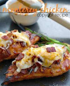 Monterey Chicken Copycat Recipe