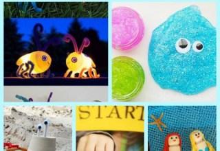 30 Summer Crafts For Kids