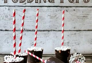 Smores Pudding Pops
