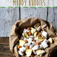 Caramel Apple Muddy Buddies