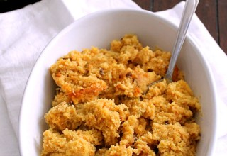 Slow Cooker Cornbread Stuffing