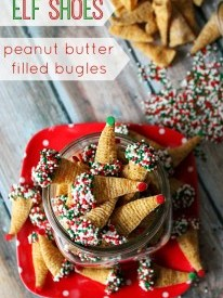 Elf-Shoes-Peanut-Butter-Filled-Bugles-The-BEST-holiday-treat-206x300-1