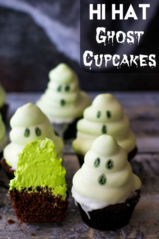 Ghost Hi Hat Cupcakes (1 of 1)