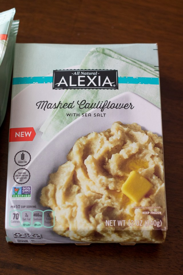 Mashed Cauliflower (1 of 1)