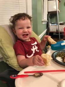 Owen smile