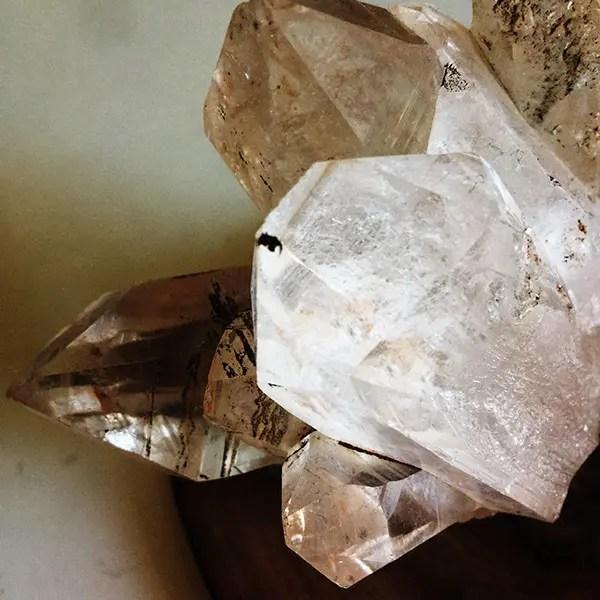 マニカラン 水晶