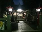 熊野神社 満月夜参り