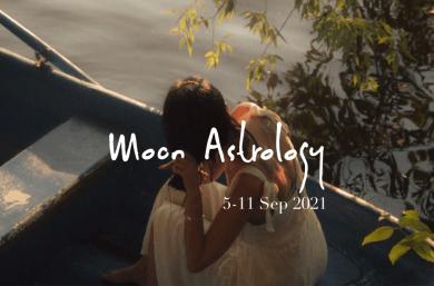 月の占い 2021年9月