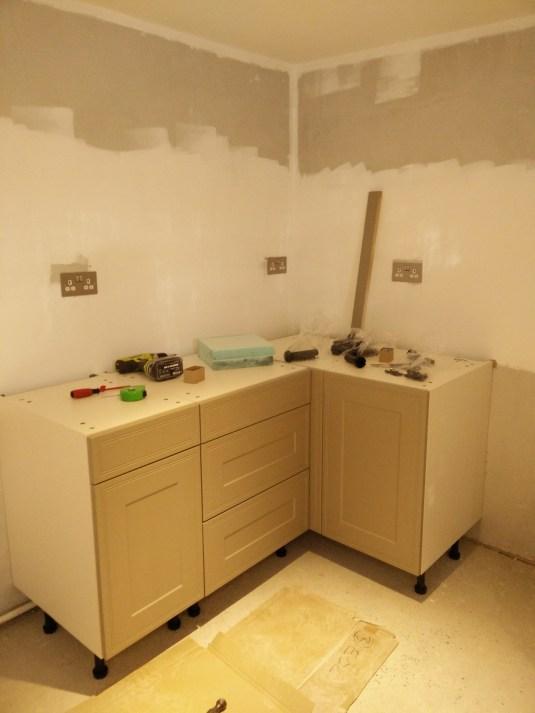 Basement Kitchen Renovation