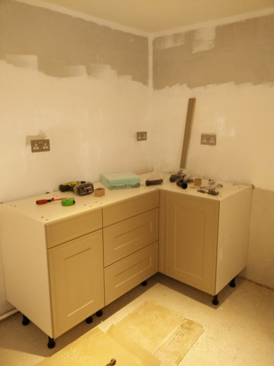 Basement Kitchen Renovation